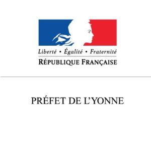 Préfecture de l'Yonne